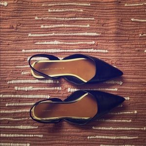 Zara Pointed Toe Sandals